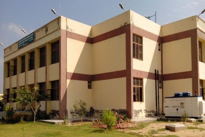Government Model Senior Secondary School-Campus View