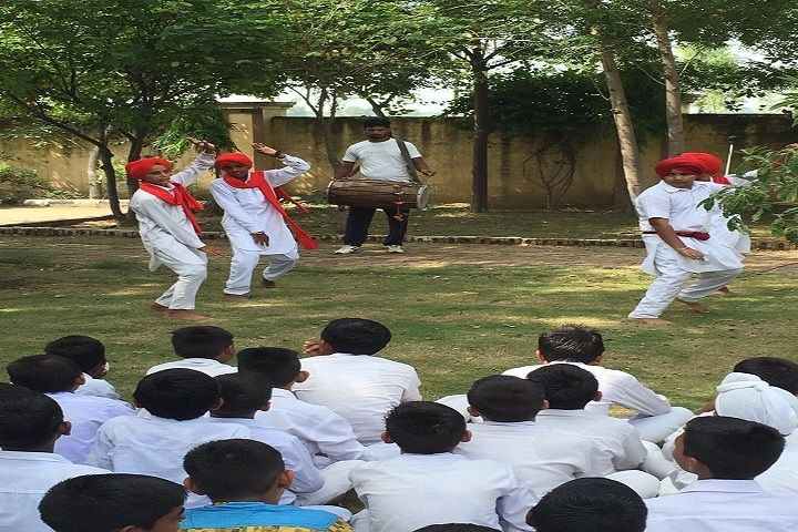 Government Model School-Dance Performance