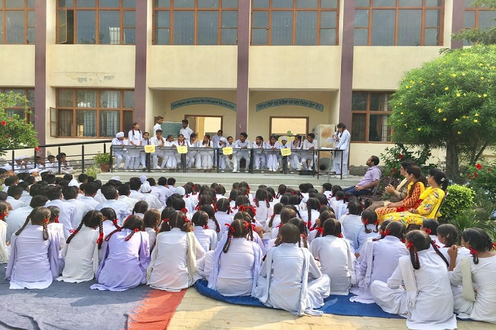 Government Model Senior Secondary School-Debate
