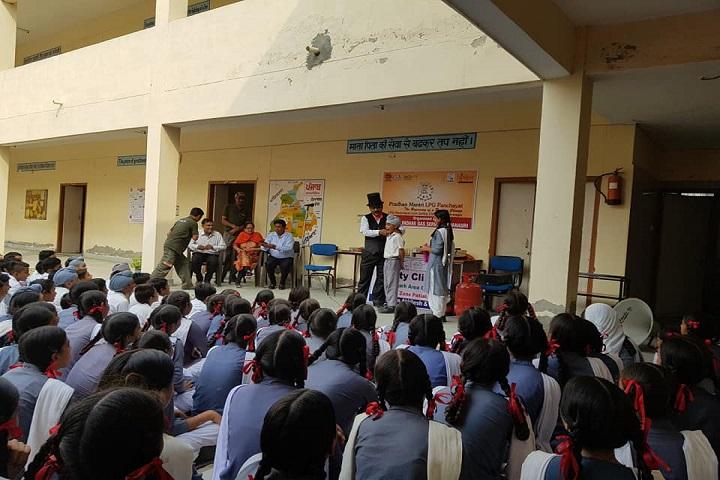 Government Model Senior Secondary School-Magic Show