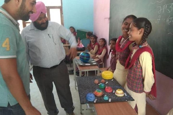 Government Model School-Science Fare