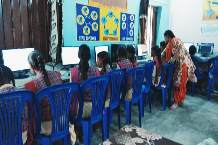 Government Model School-Computer Lab