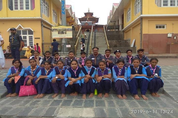 Government Model Senior Secondary School-Field Visit