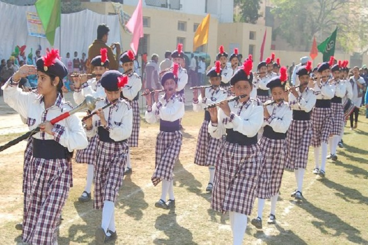 Government Model School-Sports Day