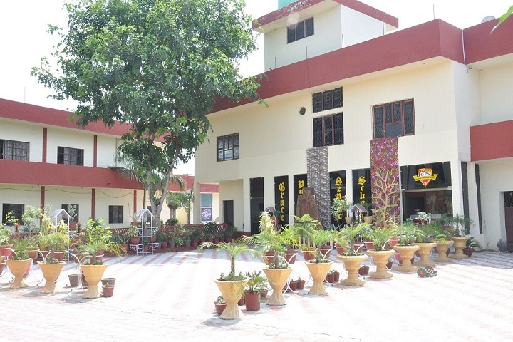 Grace Public School-Campus