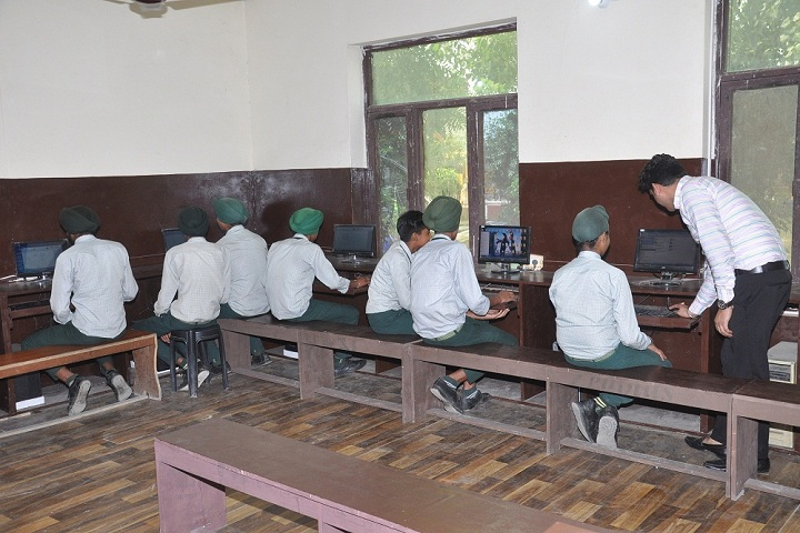 Grace Public School-Computer lab