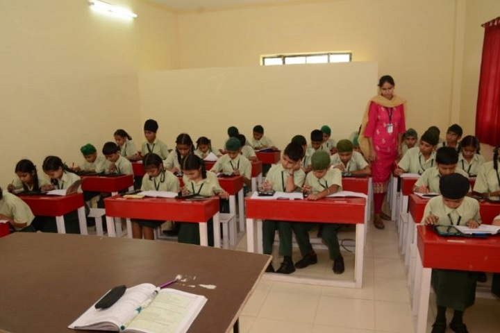 Great India Presidency School-Class-Room
