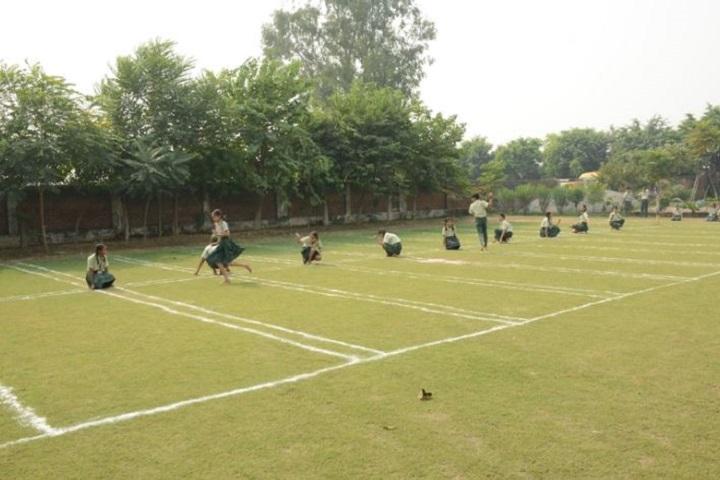 Great India Presidency School-Indoor Games