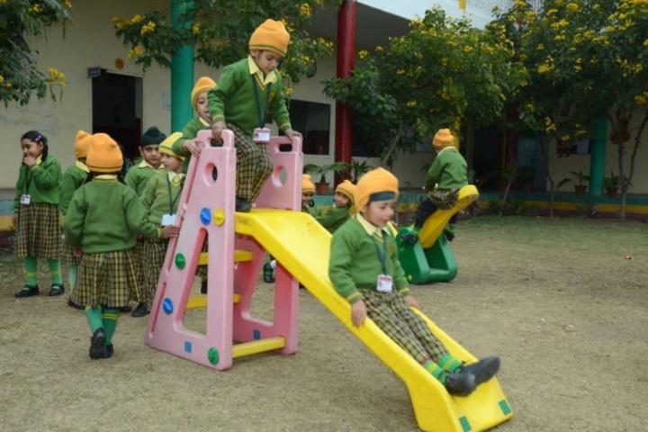 Great India Presidency School-Kindergarten