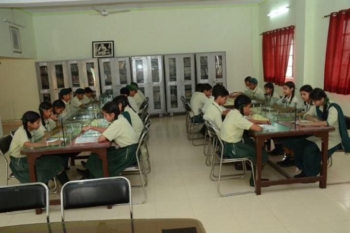 Great India Presidency School-Library