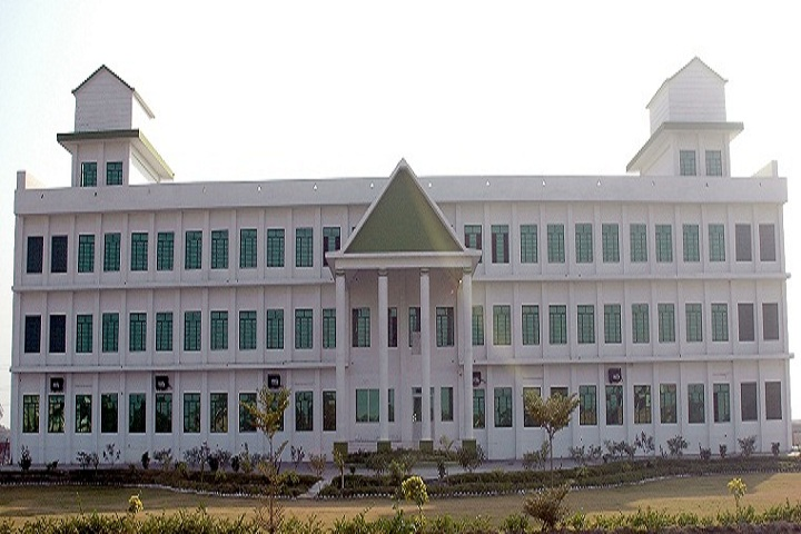 Green Field Convent School-Campus View