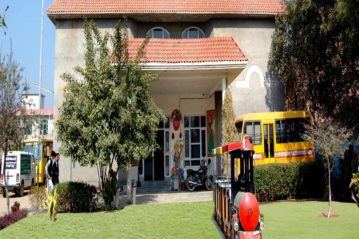 Green Land Day Boarding Public School-Building