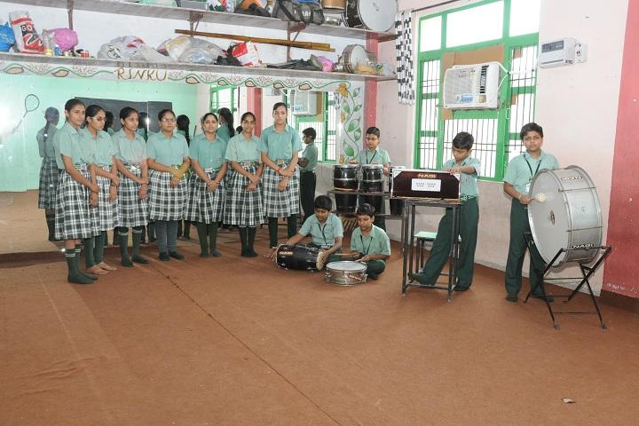 Green Land Day Boarding Public School-Music Room