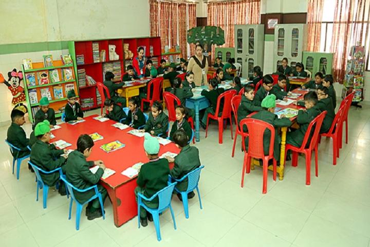 Green Land Senior Secondary Public School-Primary Library
