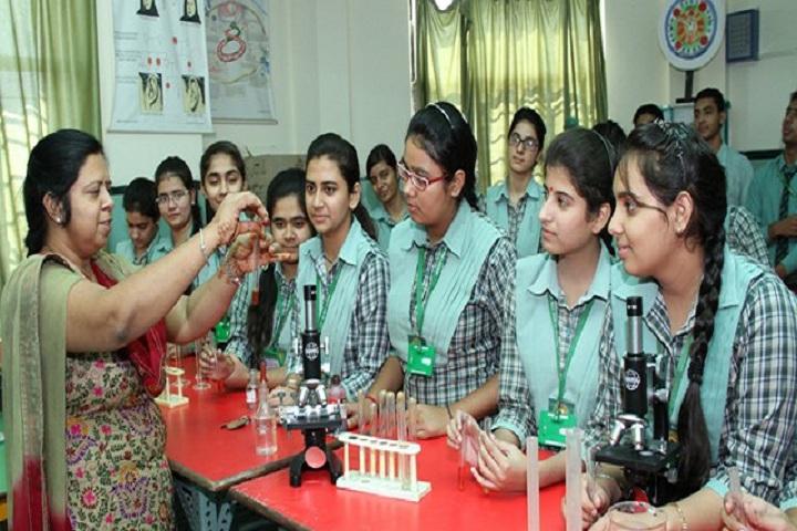 Green Land Senior Secondary Public School-Lab