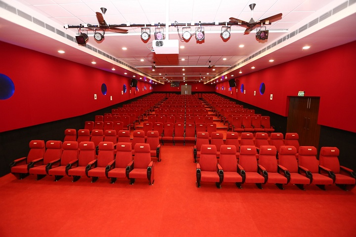 Green Valley Convent School-Auditorium