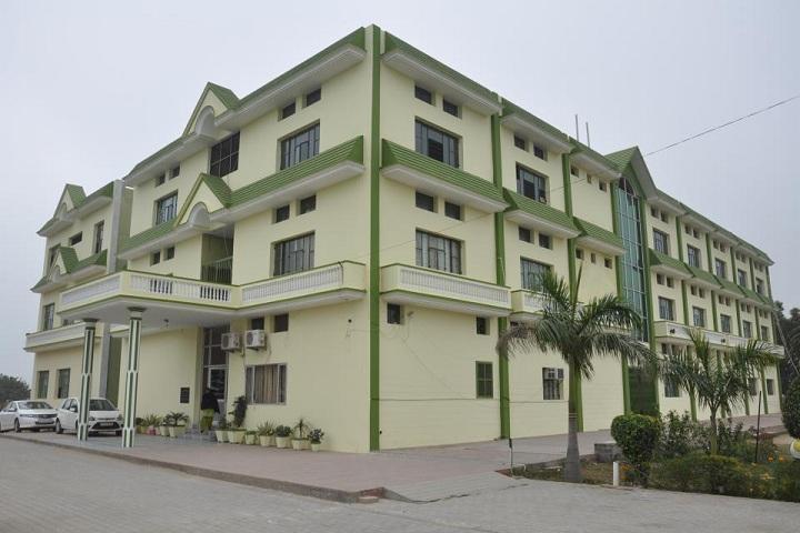 Green Valley Convent School-Building