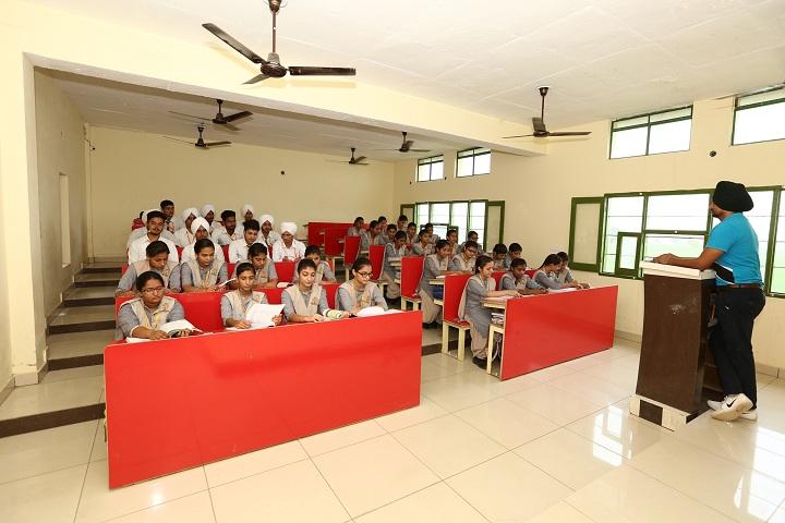 Green Valley Convent School-Classroom