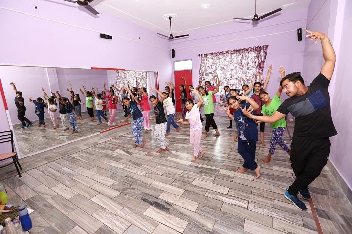 Green Valley Convent School-Dance Room