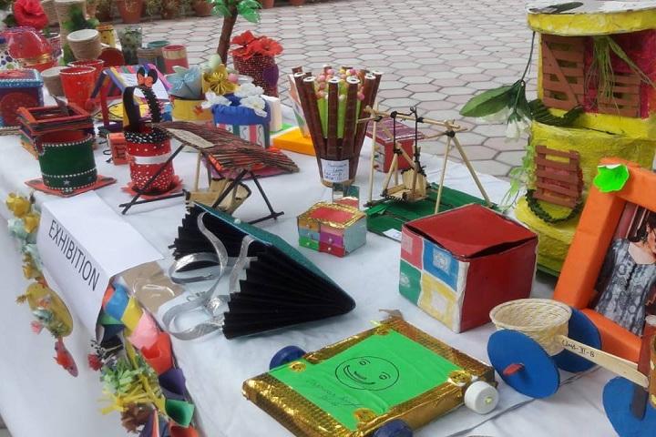 Gujrawala Guru Nanak Public School-Arts