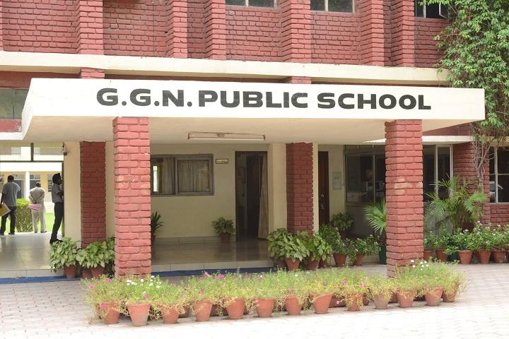 Gujrawala Guru Nanak Public School-Campus View