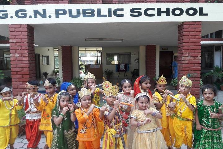 Gujrawala Guru Nanak Public School-Celebrations