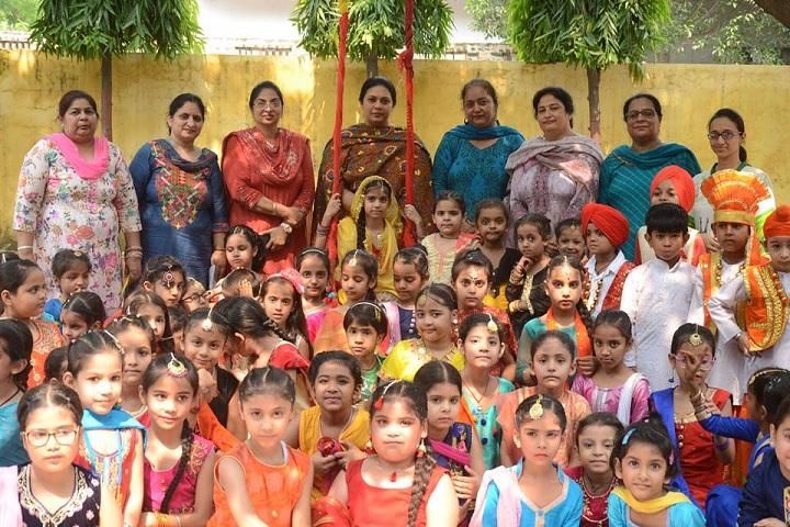 Gujrawala Guru Nanak Public School-Other Event