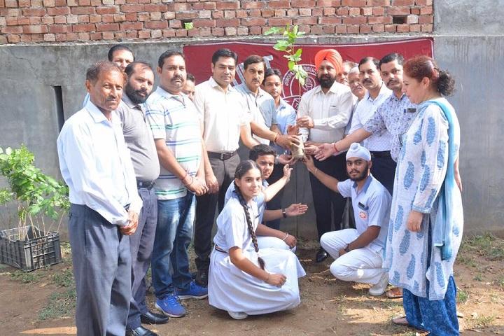 Gurdaspur Public School-Environment day Celebration