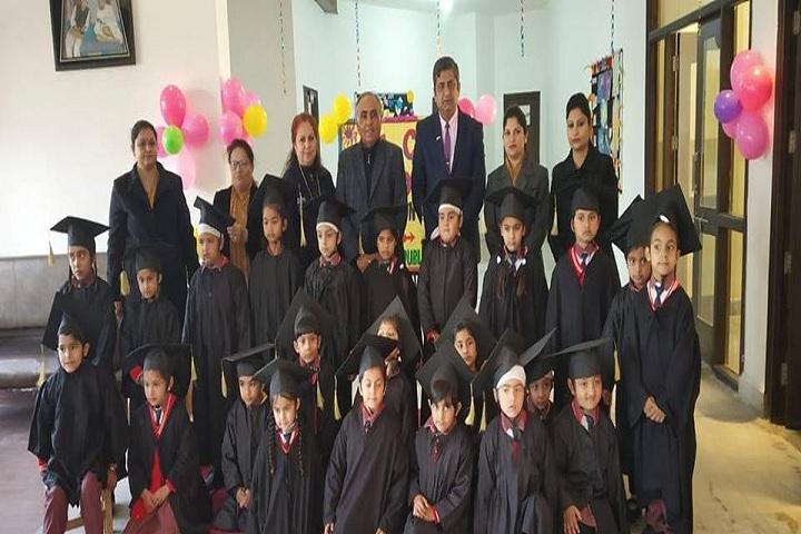 Gurdaspur Public School-Graduation Ceremony