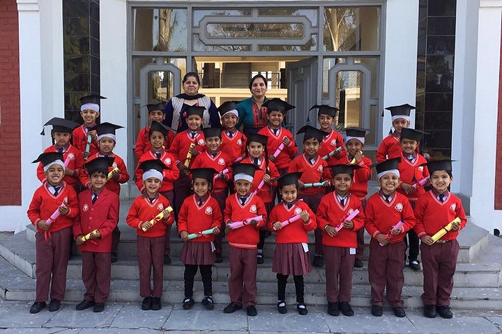 Gurdaspur Public School-Graduation Day