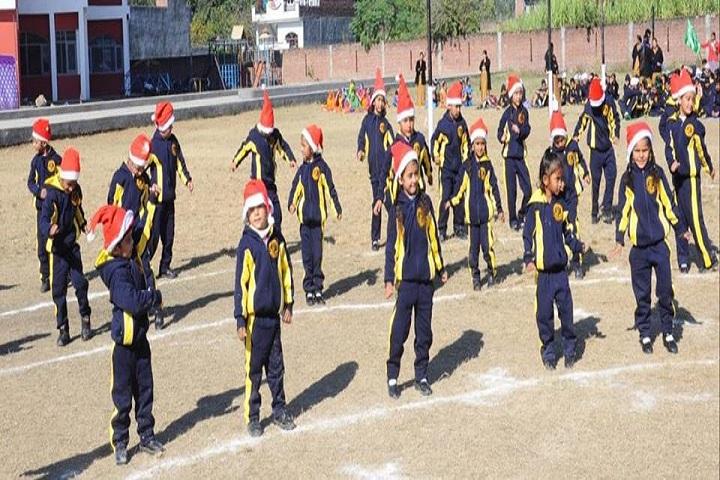 Gurdaspur Public School-Kindergarten Event