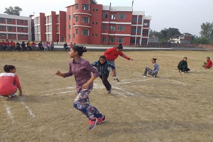 Gurdaspur Public School-Outdoor Sports