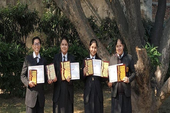 Gurdaspur Public School-Prize distribution