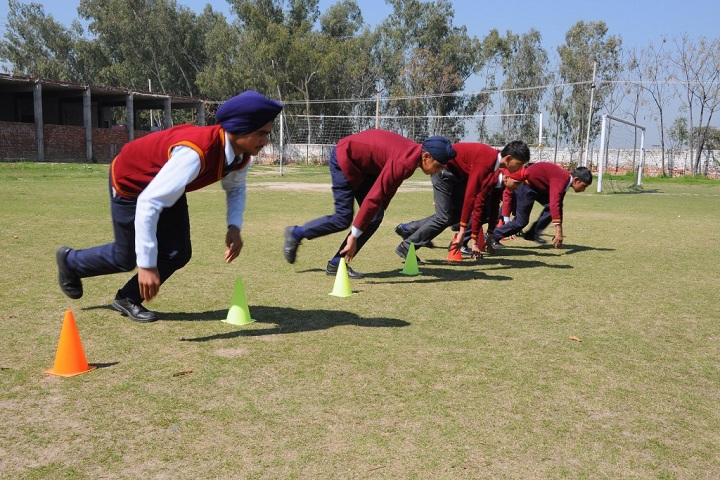 Gurpreet Holy Heart Senior Secondary Public School-Games