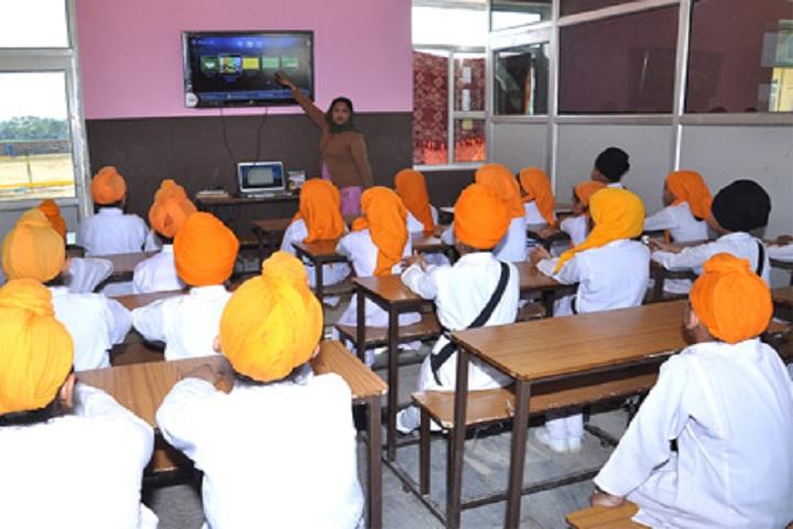Gursikh Academy-Classroom