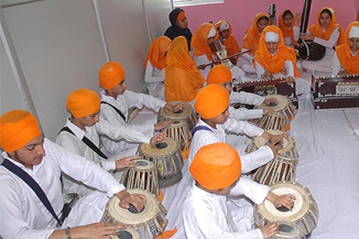 Gursikh Academy-Music Room