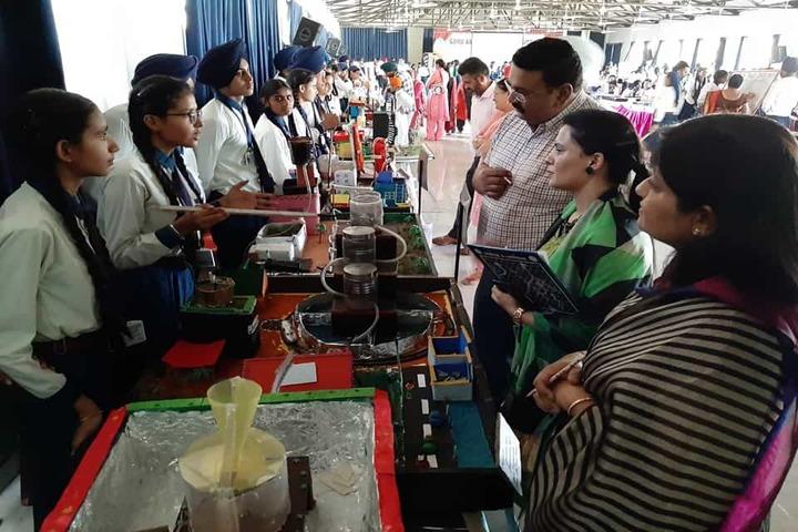 Guru Amar Dass Adarsh Institute-School Exhibition
