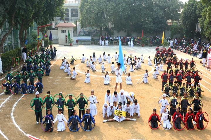 Guru Amar Dass Public School-Junior Sports Wing