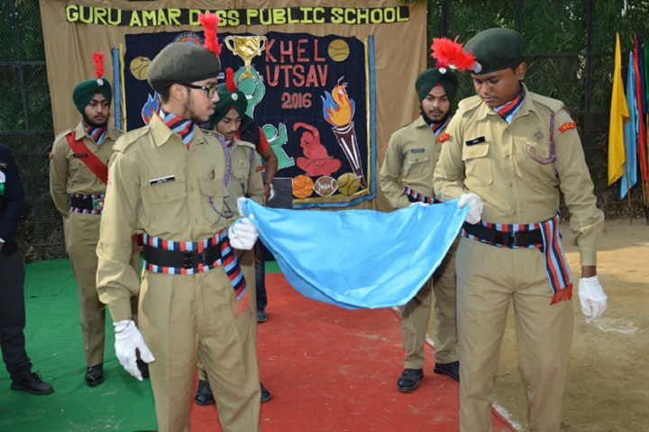 Guru Amar Dass Public School-Khel Utsav