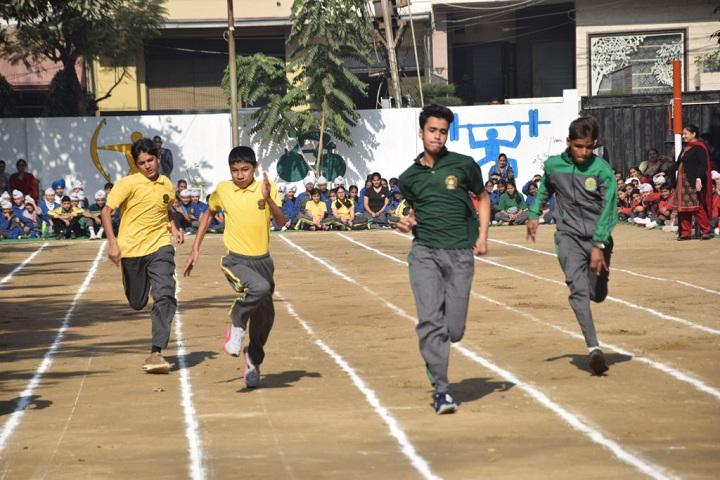 Guru Amar Dass Public School-Sports