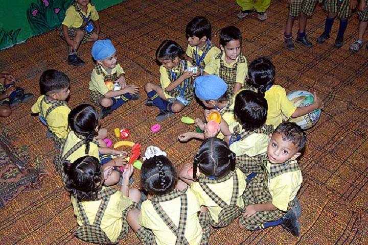 Guru Angad Dev Public School-Activity