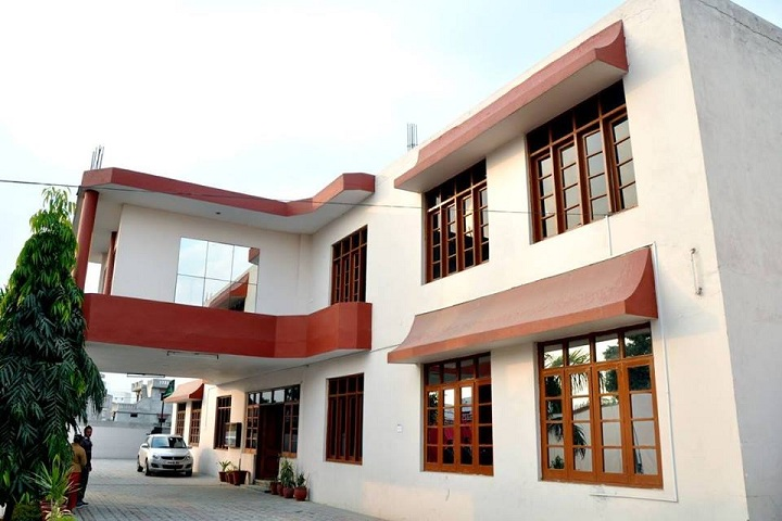 Guru Angad Dev Public School-Campus