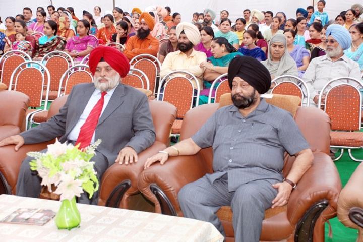 Guru Angad Dev Public School-Events