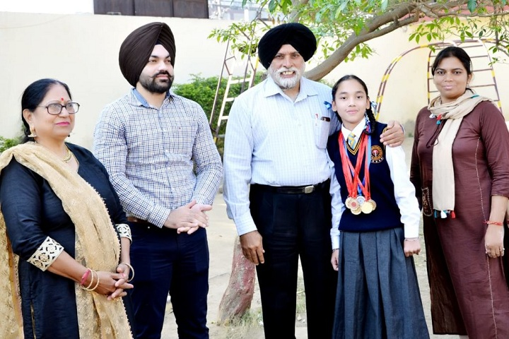 Guru Angad Dev Public School-Sports Meet