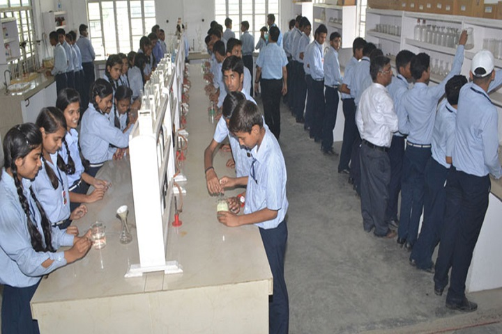 Holy Mission Senior Secondary School-Chemistry Lab