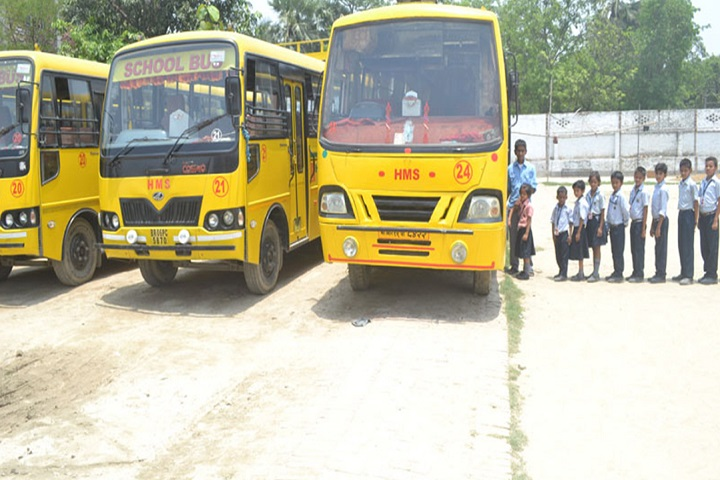 Holy Mission Senior Secondary School-Transport
