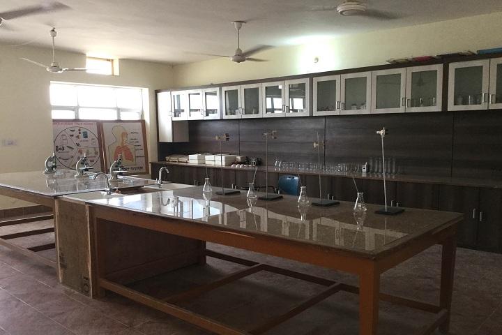 Guru Dashmesh Academy-Chemistry Lab