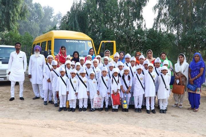 Guru Dashmesh Academy-Educational Tour