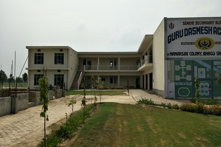 Guru Dashmesh Academy-view of Campus