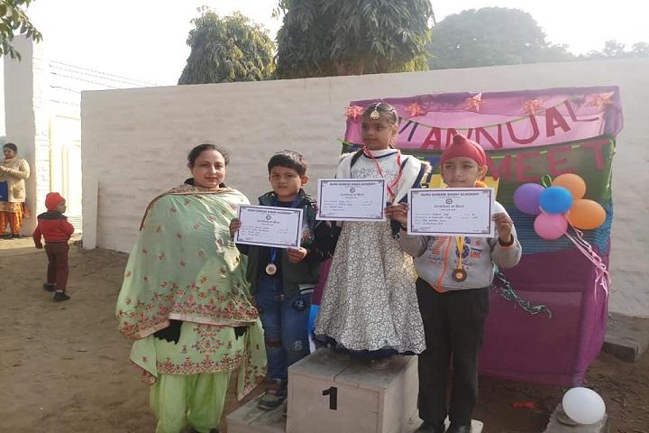 Guru Gobind Singh Academy-Sports Meet